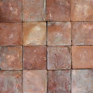 Red Kitchen Backsplash Vintage Elements 100 Sq Ft Reclaimed French Terracotta 6