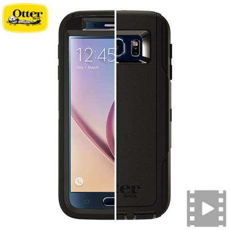 otterbox defender series samsung galaxy s6 case black