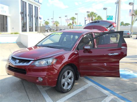 car owners manuals for sale 2007 acura rdx engine control used 2007 acura rdx w technology pkg awd suv 17 990 00