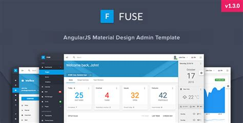 beautiful admin templates trends 2016 material design in web design app