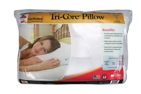Products Tri Pillow by Tri 174 Pillow Pillows Bolsters Vitality Depot