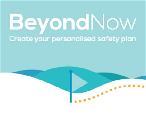 create your beyondnow safety plan