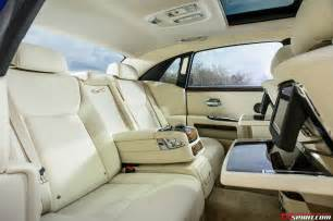 Roll Royce Ghost Interior 2015 Rolls Royce Ghost Series 2 Review Gtspirit