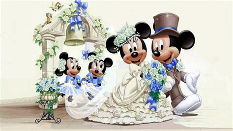 mickey and minnie mouse wedding decorations mickey mouse and minnie mouse wedding wallpaper hd