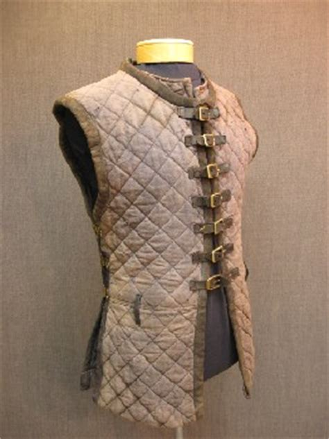 Quilted Doublet by Jerkin