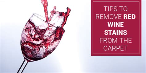 removing red wine stains from upholstery how to remove red wine stains from the carpet