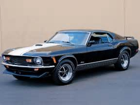 1970 ford mustang mach 1 whiter shade of stripes
