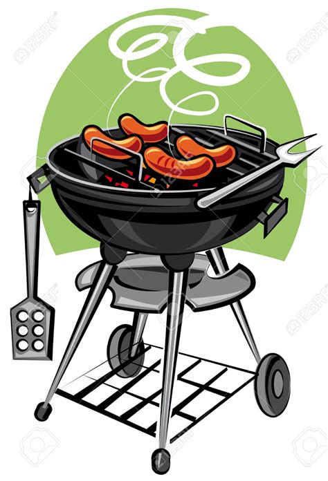 barbecue clipart free bbq grills clipart 65