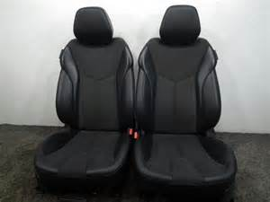 hyundai veloster oem leather replacement seats 2011 2012