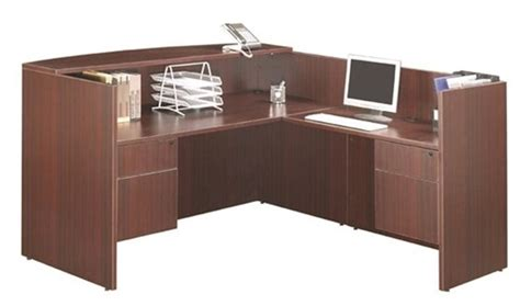 marquis ml169 l shaped reception desk