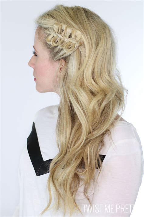 Hairstyles Games For Adults | hunger games bow braid adult twist me pretty