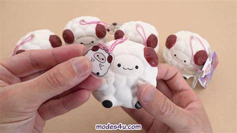 Mini Pop Pop Sheep By Patpatzoo white mini pop pop sheep squishy