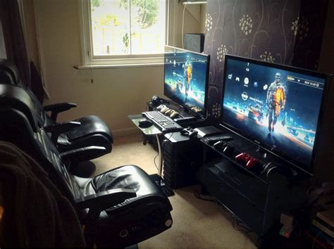 gamers living room me and my boyfriend moved in together a few months ago we met through our of gaming