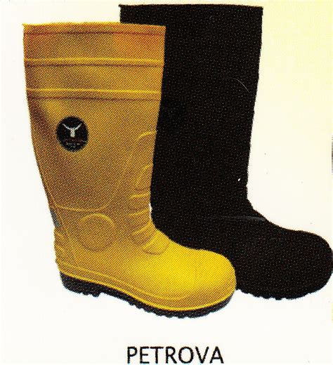 Safety Boot Petrova Yellow boots petrova pv 001 yellow