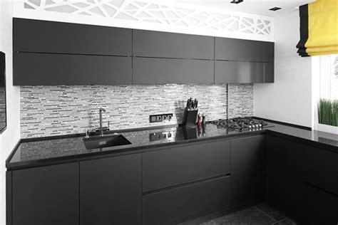 Cabinets Ideas Kitchen by Cocinas Negras 50 Cocinas Elegantes Modernas 250 Nicas