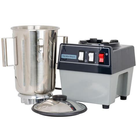 Industrial Kitchen Blender Hamilton 990 Commercial Food Blender