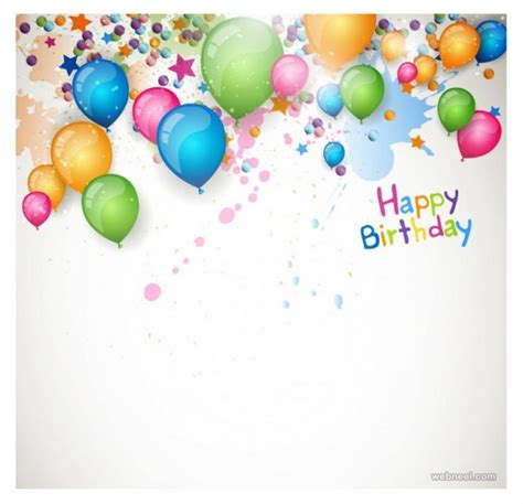 50 beautiful happy birthday greetings card design exles
