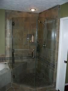 corner tub shower porcelain tiles contemporary