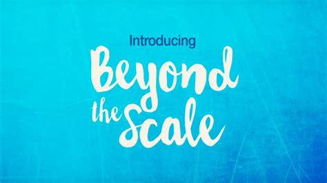 weight watchers introducing beyond the scale
