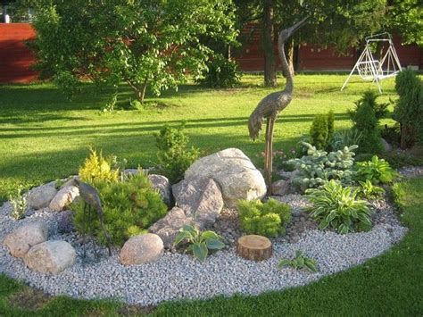 gardening rocks fabulous ideas for landscaping with rocks gardening viral