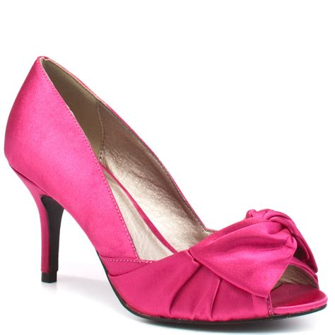 luichiny s pink best one yet fuchsia satin for 79 99