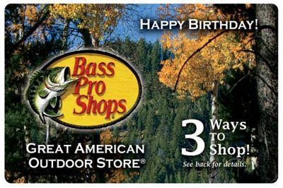 tracker boats gift card traditional gift card bass pro shops