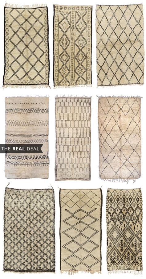 Beni Ourain Rugs by Beni Ourain Rugs 13 Great Sources And 28 Room Exles