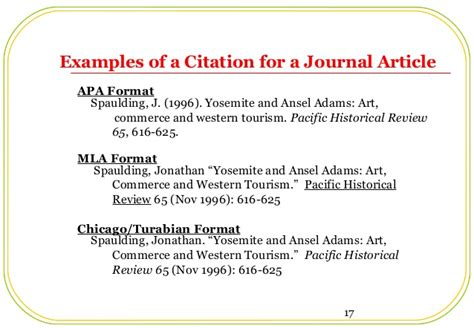footnote format journal article citation journal article chicago