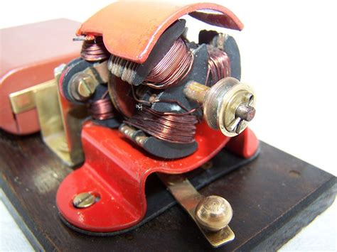 Vintage Electric Motor by Vintage Electric Motor For Sale