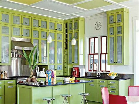 lime green kitchen cabinets beautiful habitat happy colors lime and apple green