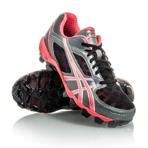 asics touch football shoes 12 asics gel lethal touch pro 5 womens turf shoes