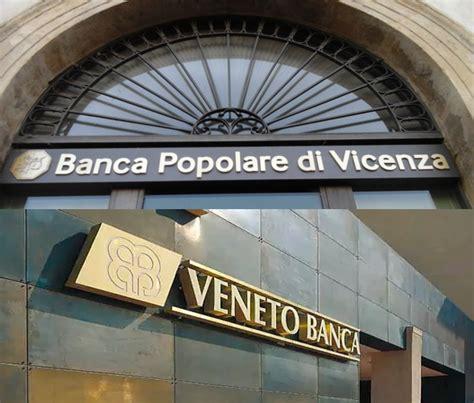 conto deposito banca popolare di vicenza fusione veneto banca popolare di vicenza prepariamoci
