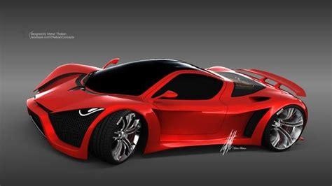 future pagani future car render pagani thawra by thebian concepts