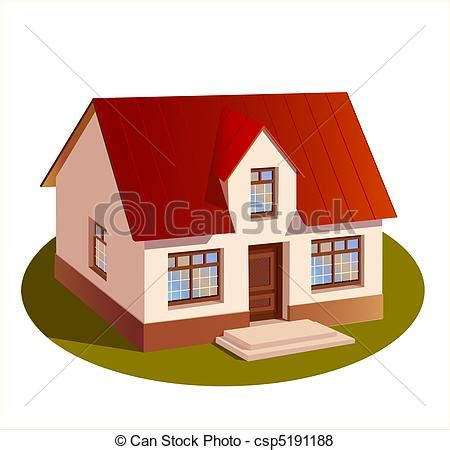 House Plans With Casitas vector of model of three dimensions family house