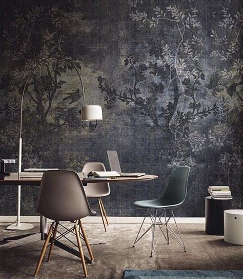 Schlafzimmer Tapeten Ideen 1170 by текстильные обои мечтательный дом Muster