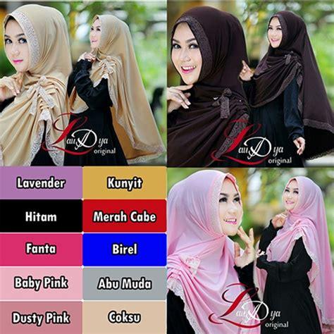 Gambar Jilbab Syar I jilbab syar i yolanda model terbaru bundaku net
