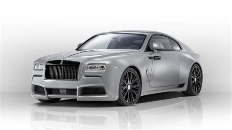 wraith roll royce 717 hp and quot overdose quot body kit make for an ott rolls royce