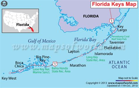 islamorada map buy florida map