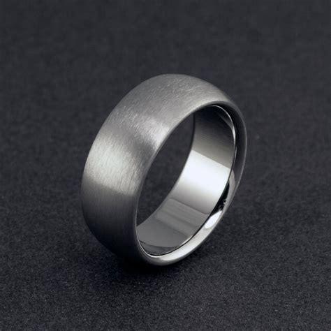 titanium wedding ring mens ring womens ring titanium