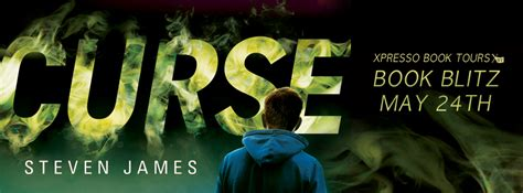 Curse Giveaway - book lovers life curse by steven james book blitz and giveaway