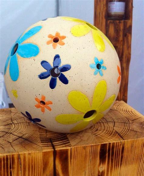 keramikkugel garten die besten 17 bilder zu meine keramik kunst f 252 r den