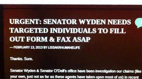 Bag Stalker Alert New Victims by Organized Stalking Alert U S Senators Need Your