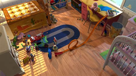 andy s room andy s house pixar wiki fandom powered by wikia