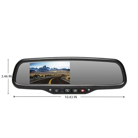 auto rear view rear view safety g series backup system auto