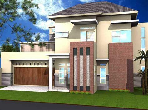 cat design eksterior rumah 1001 warna cat rumah minimalis mewah tak depan 2016