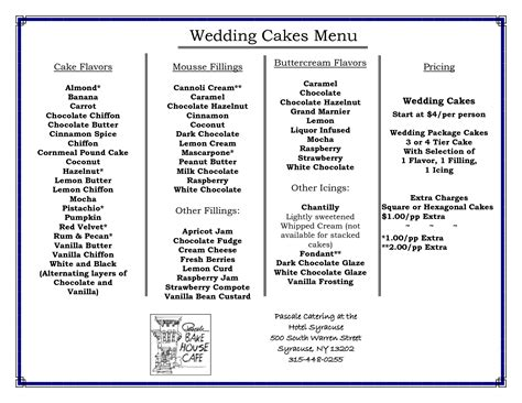 Wedding Cake Flavours by Wedding Cake Flavors With Wedding Cake Flavors Step By