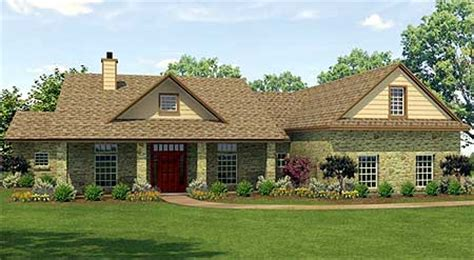 rambling ranch house plans rambling ranch home plan 36866jg 1st floor master