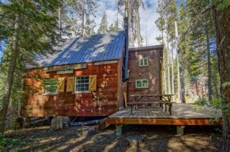 Cabin For Sale California by Riverfront Tiny Cabin In California Woods For Sale