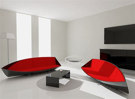 Sofa Design That Can Be Used As A Real Boat Boat Sofa