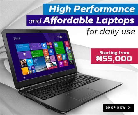 laptops for sale starting from n55,000 on jumia crime
